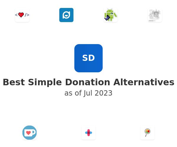 Best Simple Donation Alternatives
