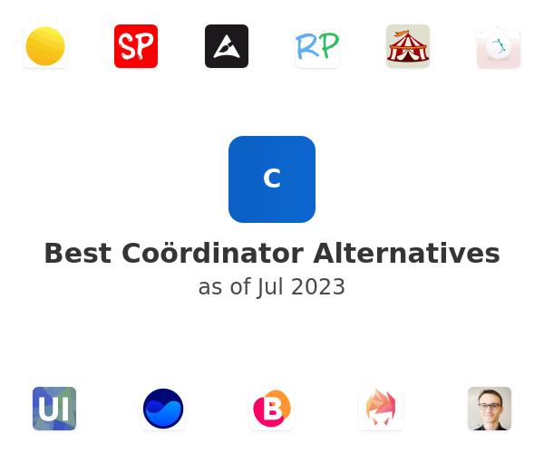 Best Coördinator Alternatives