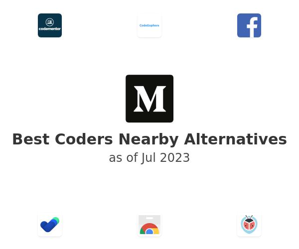 Best Coders Nearby Alternatives