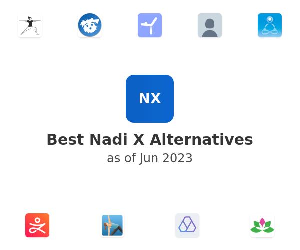 Best Nadi X Alternatives