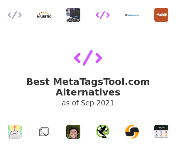 Best MetaTagsTool.com Alternatives