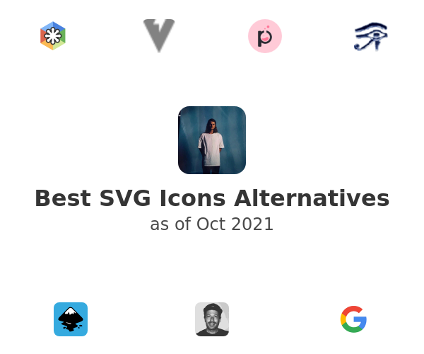 Best SVG Icons Alternatives