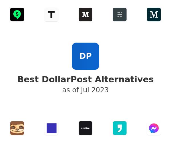 Best DollarPost Alternatives