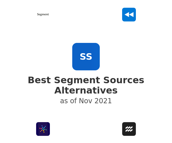 Best Segment Sources Alternatives