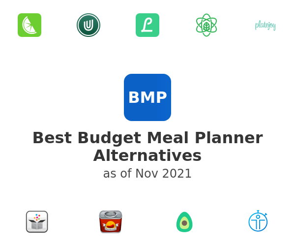 Best Budget Meal Planner Alternatives