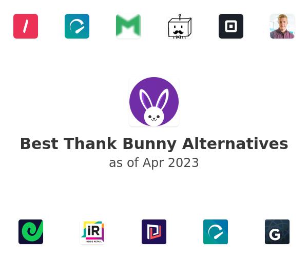 Best Thank Bunny Alternatives