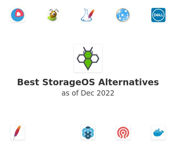 Best StorageOS Alternatives