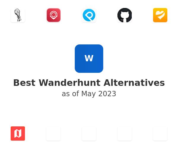 Best Wanderhunt Alternatives