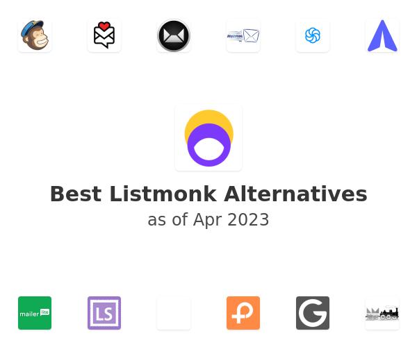 Best Listmonk Alternatives