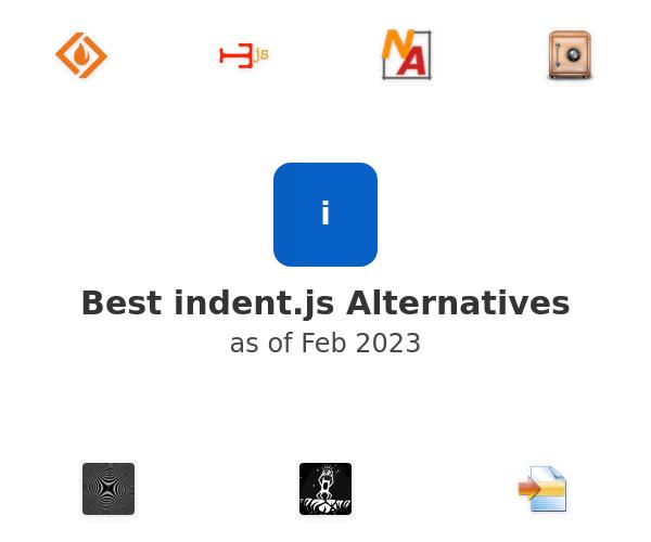 Best indent.js Alternatives