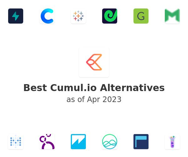 Best Cumul.io Alternatives
