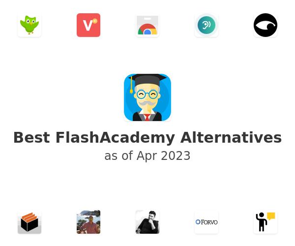 Best FlashAcademy Alternatives