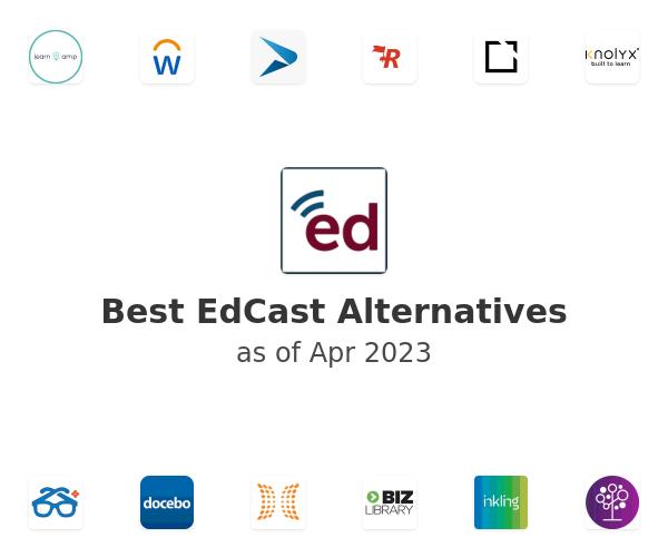 Best EdCast Alternatives
