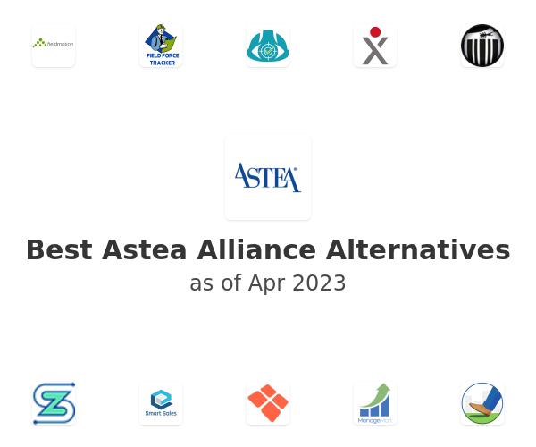 Best Astea Alliance Alternatives
