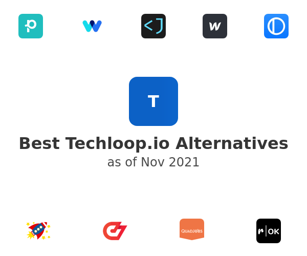 Best Techloop.io Alternatives