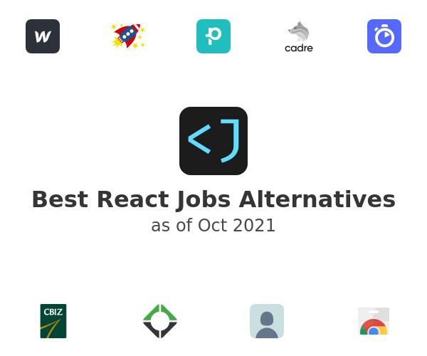 Best React Jobs Alternatives