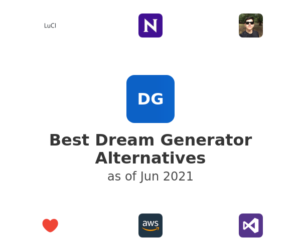 Best Dream Generator Alternatives