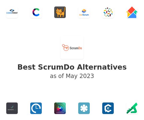 Best ScrumDo Alternatives