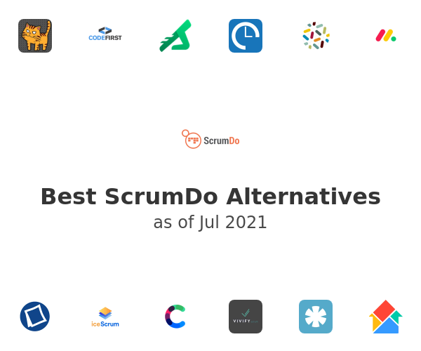 Best ScrumDo Alternatives