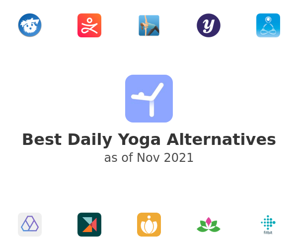 Best Daily Yoga Alternatives