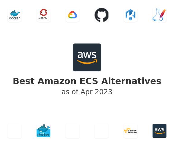 Best Amazon ECS Alternatives