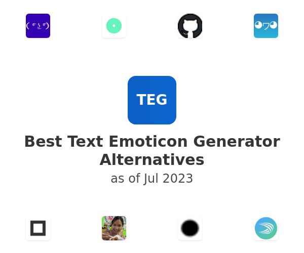 Best Text Emoticon Generator Alternatives