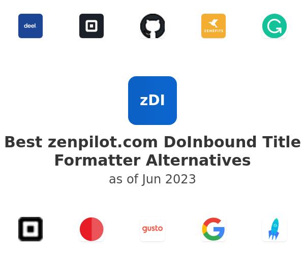 Best DoInbound Title Formatter Alternatives