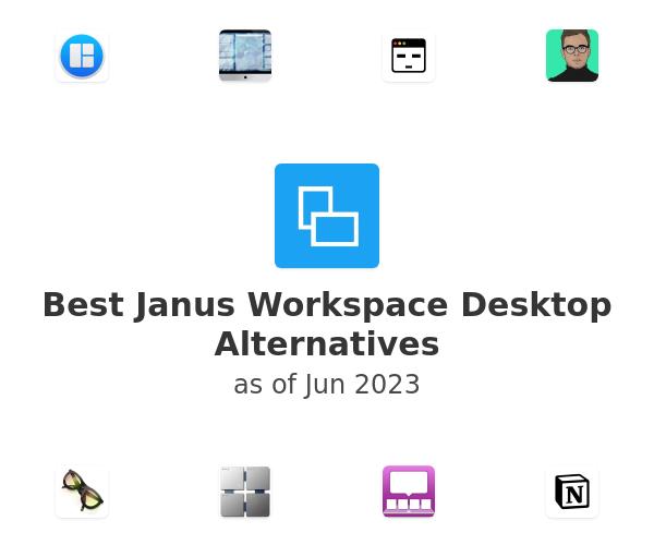 Best Janus Workspace Desktop Alternatives
