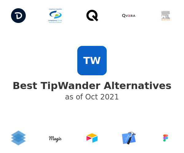 Best TipWander Alternatives