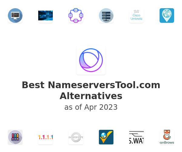 Best NameserversTool.com Alternatives