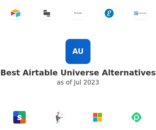 Best Airtable Universe Alternatives