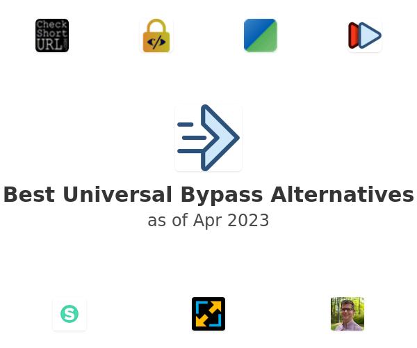 Best Universal Bypass Alternatives