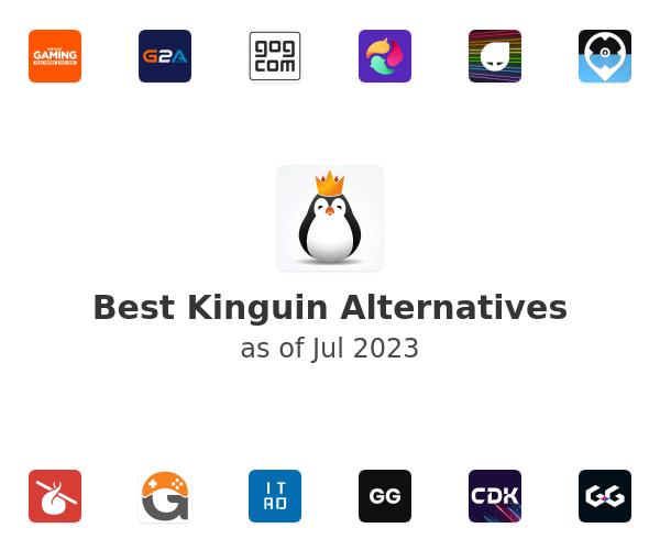 Best Kinguin Alternatives