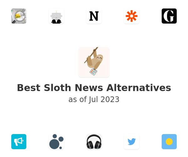 Best Sloth News Alternatives