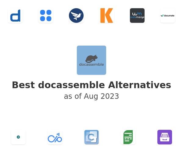 Best docassemble Alternatives