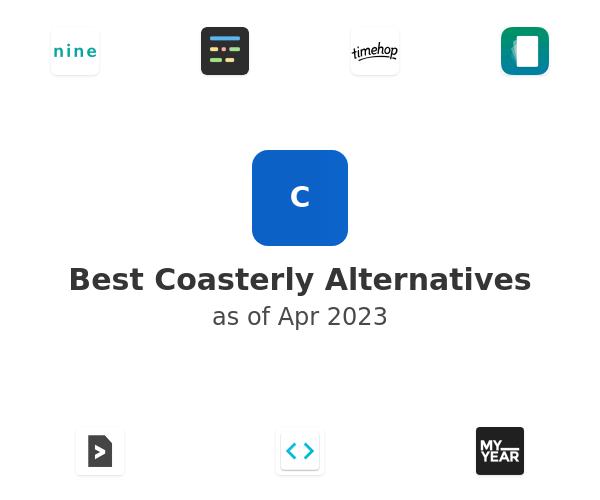Best Coasterly Alternatives