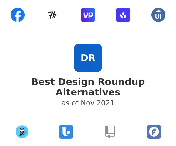 Best Design Roundup Alternatives