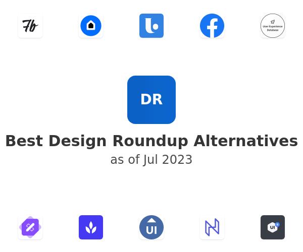 Best Design Roundup Alternatives