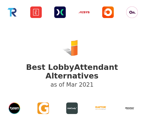 Best LobbyAttendant Alternatives