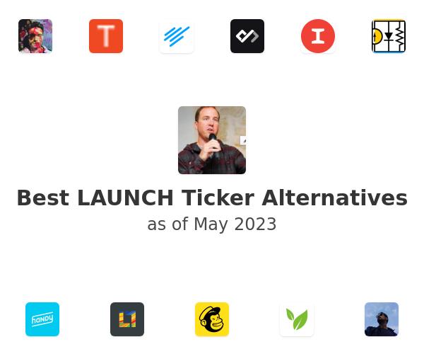 Best LAUNCH Ticker Alternatives