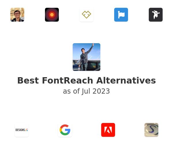 Best FontReach Alternatives