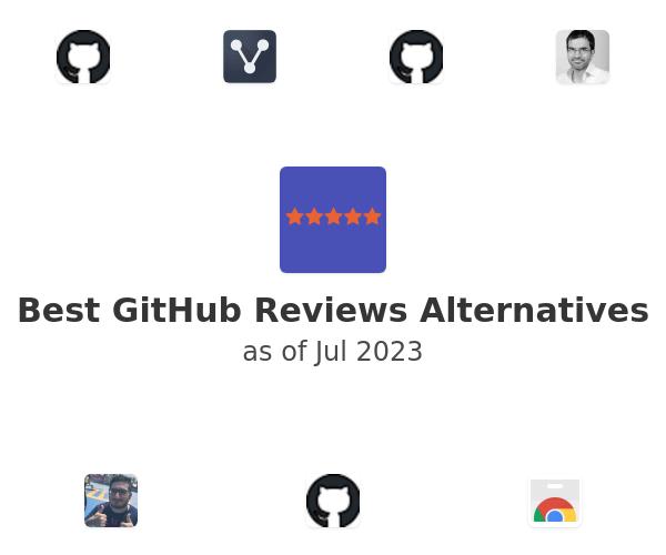 Best GitHub Reviews Alternatives
