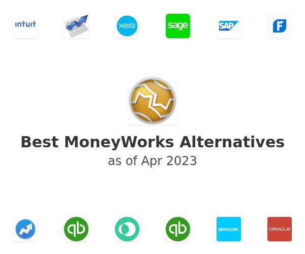 Best MoneyWorks Alternatives