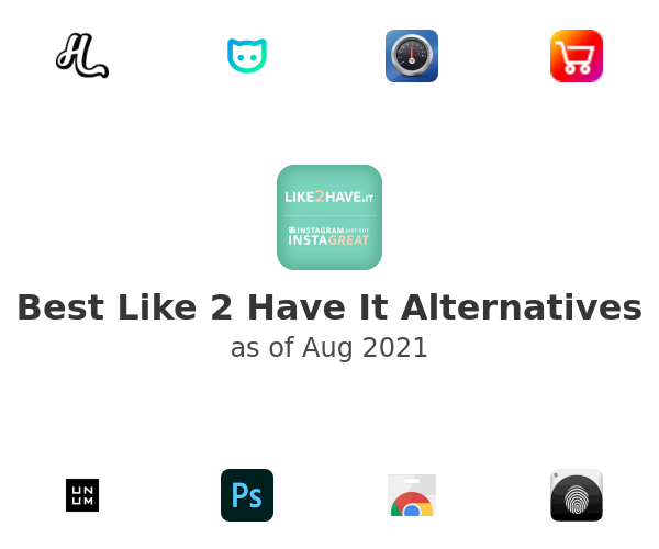 Best Like 2 Have It Alternatives