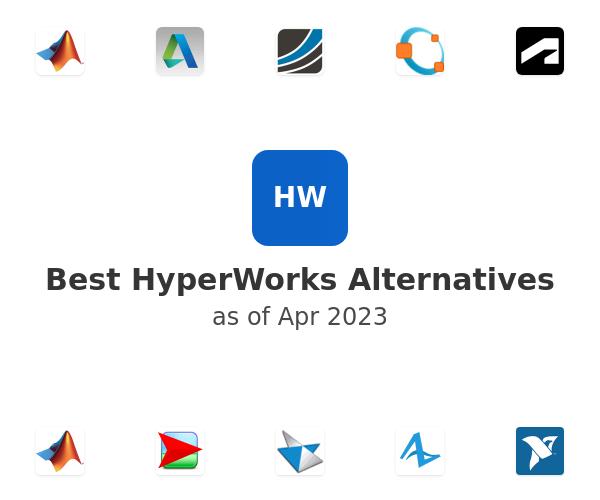 Best HyperWorks Alternatives