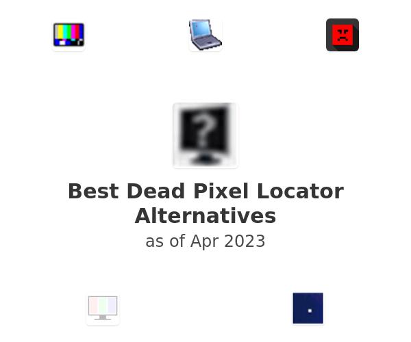 Best Dead Pixel Locator Alternatives