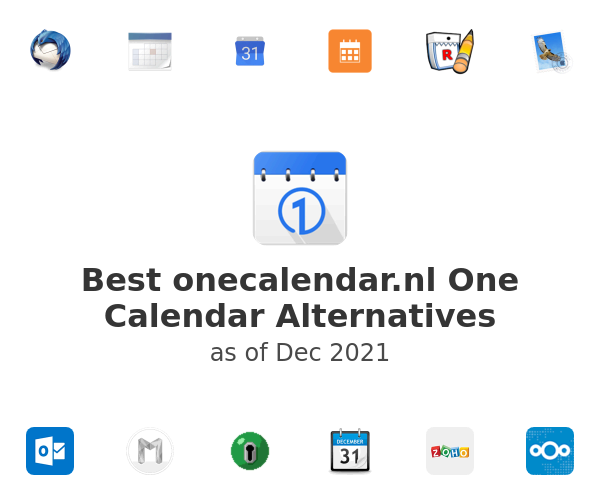 Best One Calendar Alternatives
