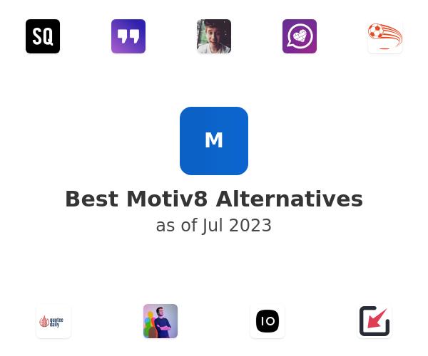 Best Motiv8 Alternatives