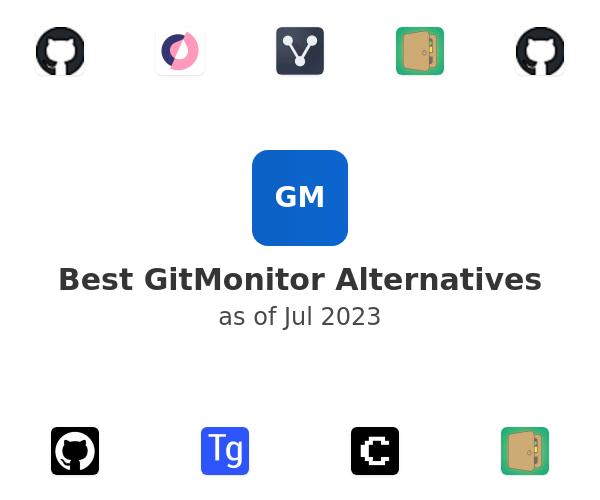 Best GitMonitor Alternatives