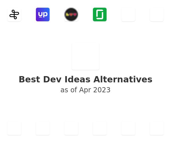 Best Dev Ideas Alternatives